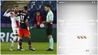 """Neymar ve una mano negra: """"Gracias por sacarme de la final"""""""