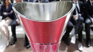 El trofeo de la Euroliga en la Comunidad de Madrid