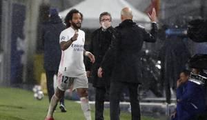Marcelo Zidane Real Madrid