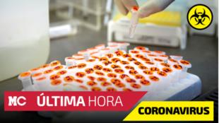Vacuna Covid-19 México 13 de mayo 2021.