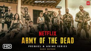 Netflix's 'Army of the Dead'