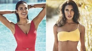 Pilar Rubio, espectacular con su nueva línea de ropa de baño