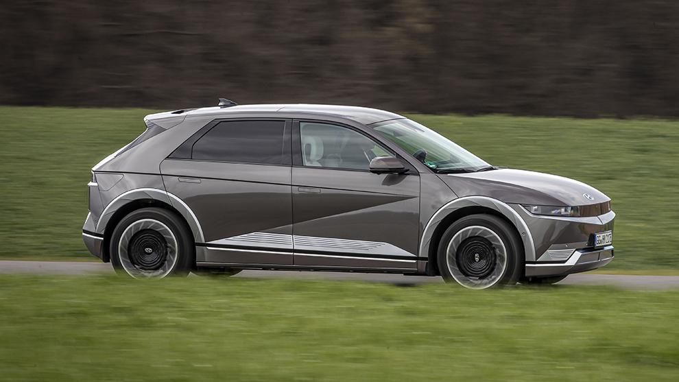 El Ioniq 5 será el Hyundai más rápido de la historia... de largo.