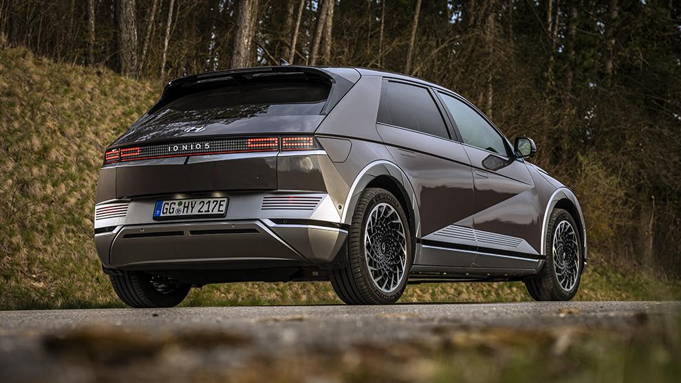 Con el Ioniq 5 Hyundai competirá con eléctricos premium.