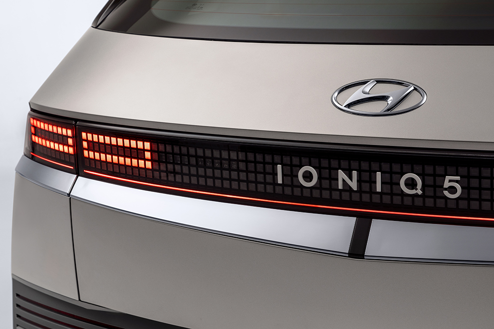 El Hyundai Ioniq 5 eléctrico, en imágenes