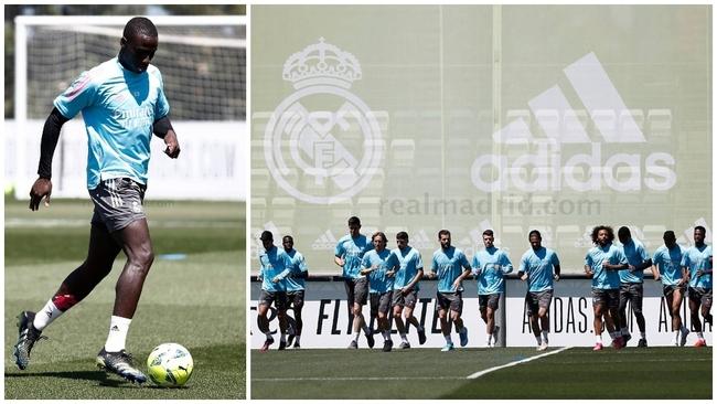 Sigue el 'Expediente X' en el Madrid con Marcelo y Mendy