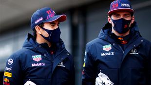Checo Pérez no es mal conductor, pero Verstappen lo ha hecho mejor
