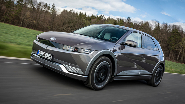 Prueba Hyundai Ionig 5 eléctrico