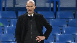 Zidane 'se despide' del Real Madrid en conferencia de prensa.