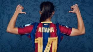 Aitana Bonmatí, en una imagen de archivo.
