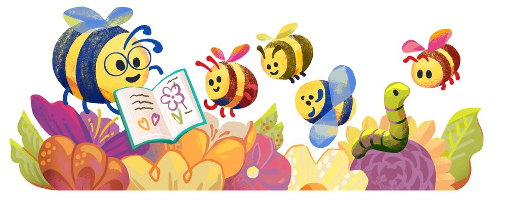 Google rinde homenaje al Día del Maestro 2021 con su Doodle