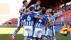 Algeciras, Amorebieta, Burgos y Real Sociedad B, a la final por el ascenso
