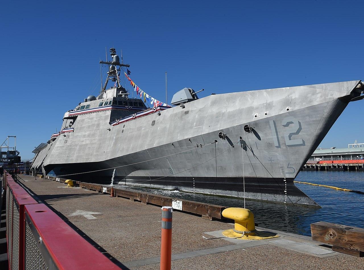 El USS Omaha