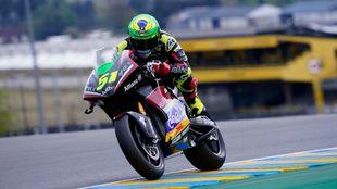 Granado, en Le Mans.