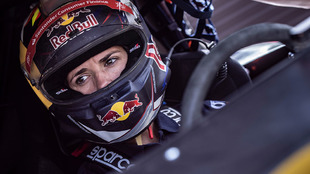 Cristina Gutiérrez - Rally Andalucía - victoria - Red Bull - T3
