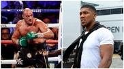 Tyson Fury confirma la fecha de su pelea con Anthony Joshua
