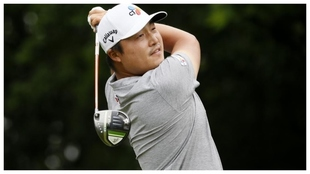 Kyoung Hoon Lee juega el driver en la última jornada