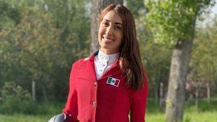 Mariana Arceo acaba en el lugar 12 en el Mundial de pentatlón moderno