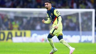Leonardo Suárez anotó un gol de locura en su intento por remontar...