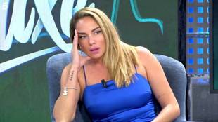 Samira Jalil, 'Sábado Deluxe' de Telecinco