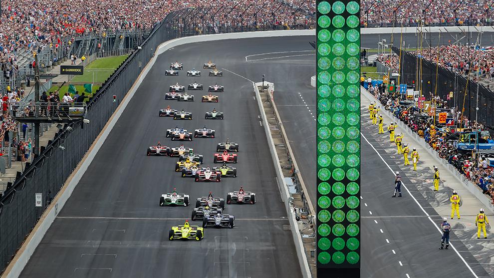 500 Millas de Indianapolis 2021 - Indy 500 2021 - Alex Palou - 105...