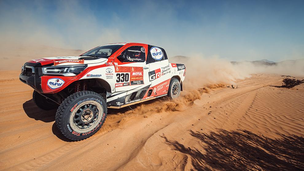 Coches Dakar 2022