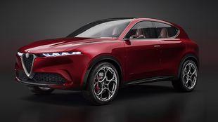 Alfa Romeo Tonale Concept, Alfa Romeo Tonale 2021, Alfa Romeo PHEV