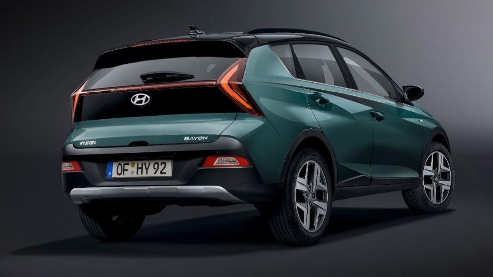 Bayon, el último lanzamiento comercial de Hyundai.