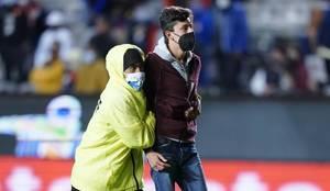 Liga MX propondrá una reforma al reglamento sobre la invasión de...
