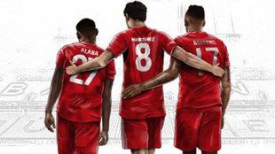 El Bayern confirma el adiós de tres leyendas