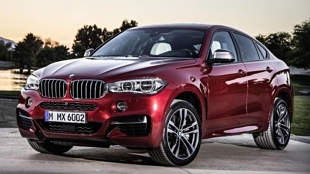 El BMW X6 de 2015 tenía un precio de partida de 75.400 euros y podía superar los 140.000.