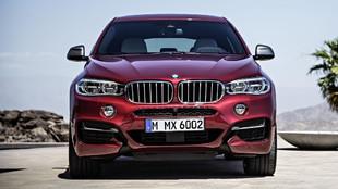 BMW X6 robado - Alemania - Alcala de Henares