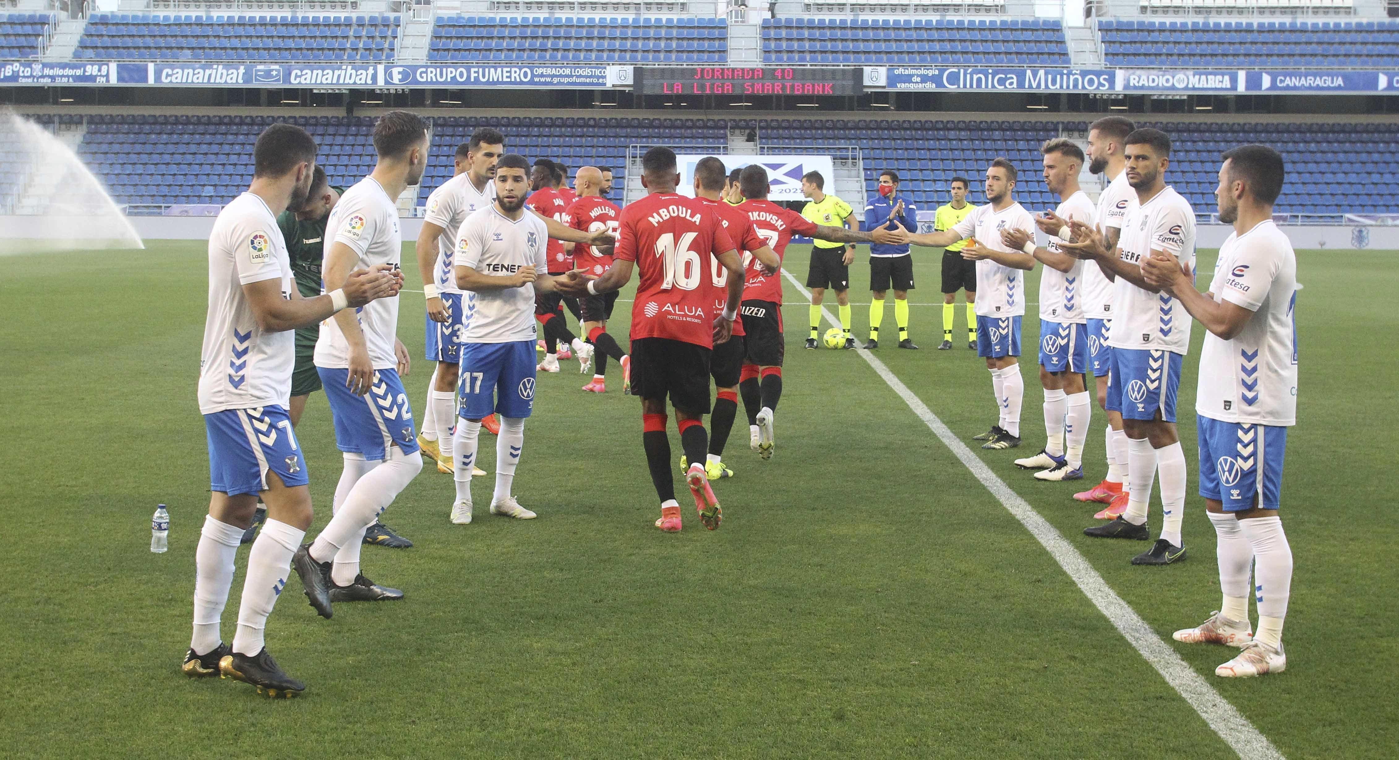 El Mallorca asciende y el Albacete desciende. Quedan 3 plazas de descenso y las 4 plazas de la promoción por decidir.