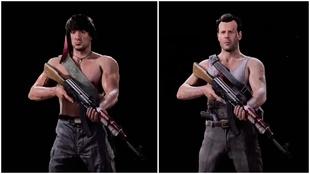 John Rambo y McClane ya están disponibles en Call Of Duty: Cold War