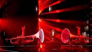 Eurovision 2021 - segunda semifinal - en directo - en vivo