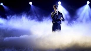 Blas Cantó, representante de España en Eurovisión 2021.