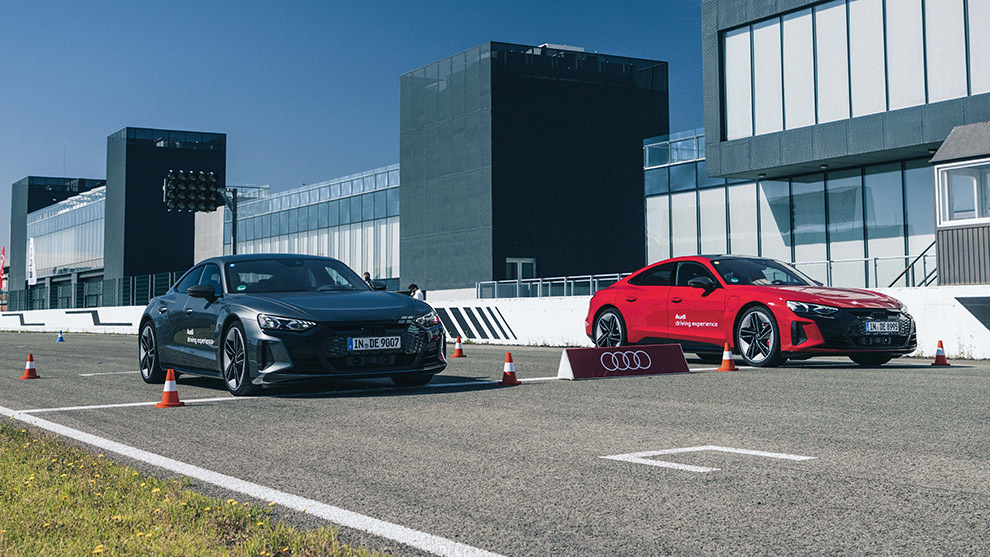 La aceleración del RS e-tron GT es realmente impresionante.
