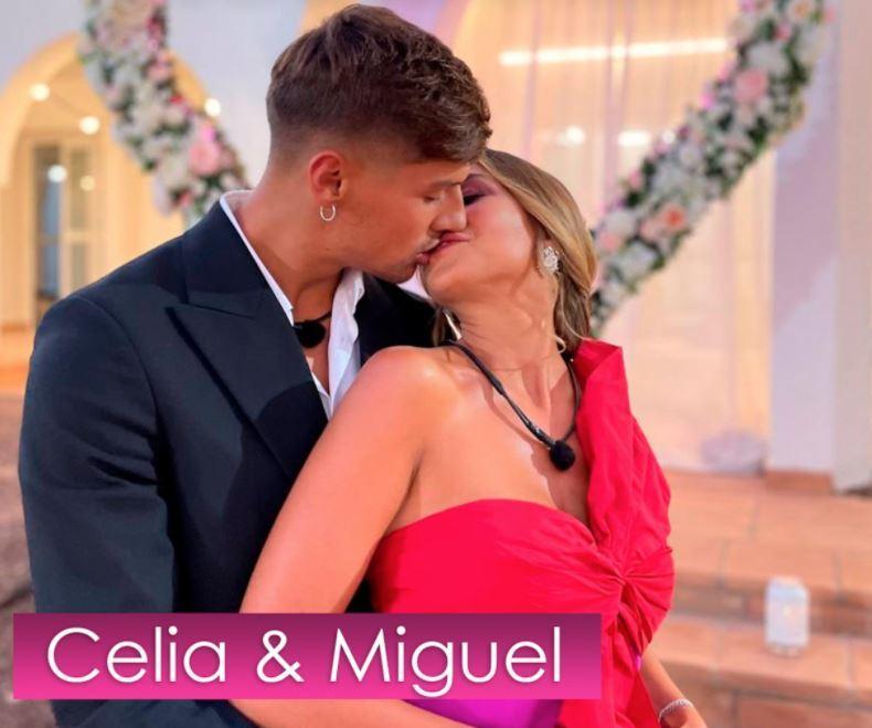 Celia y Miguel