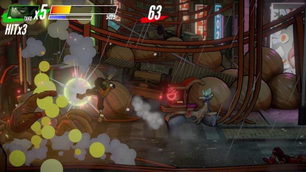 PS5: Llega a PlayStation Itadaki Smash, puñetazos, demonios y sushi | Marca