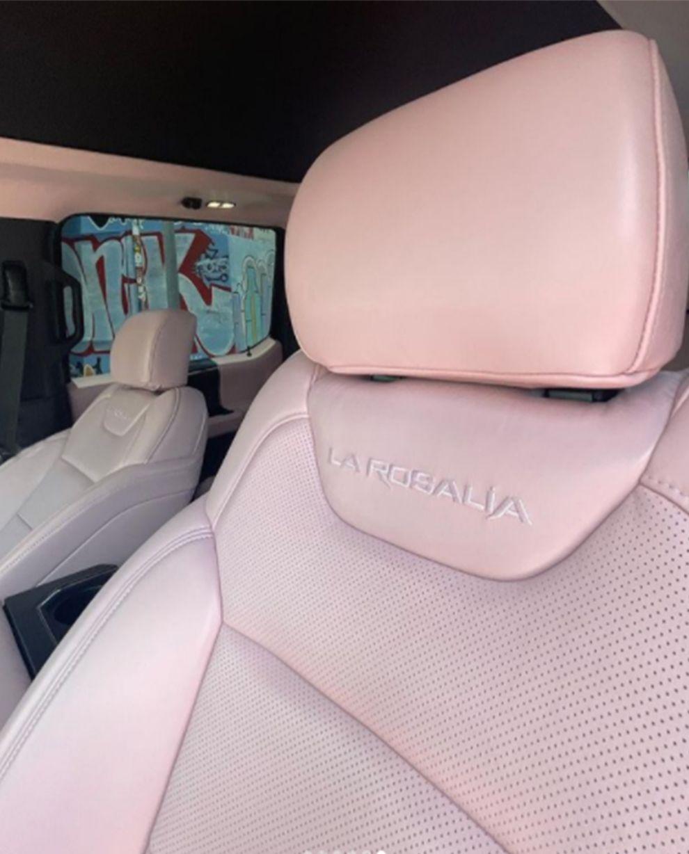 Rosalia - coche - Ford F-150 Raptor - pick up - todoterreno