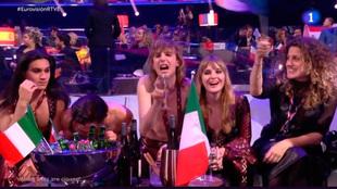 Eurovisión 2021.