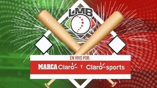 La LMB por la señal de MARCA Claro y Claro Sports