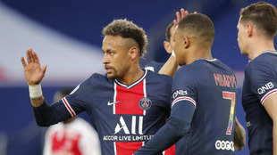 Neymar and Mbappe couldn't prevent Lille's miracle.