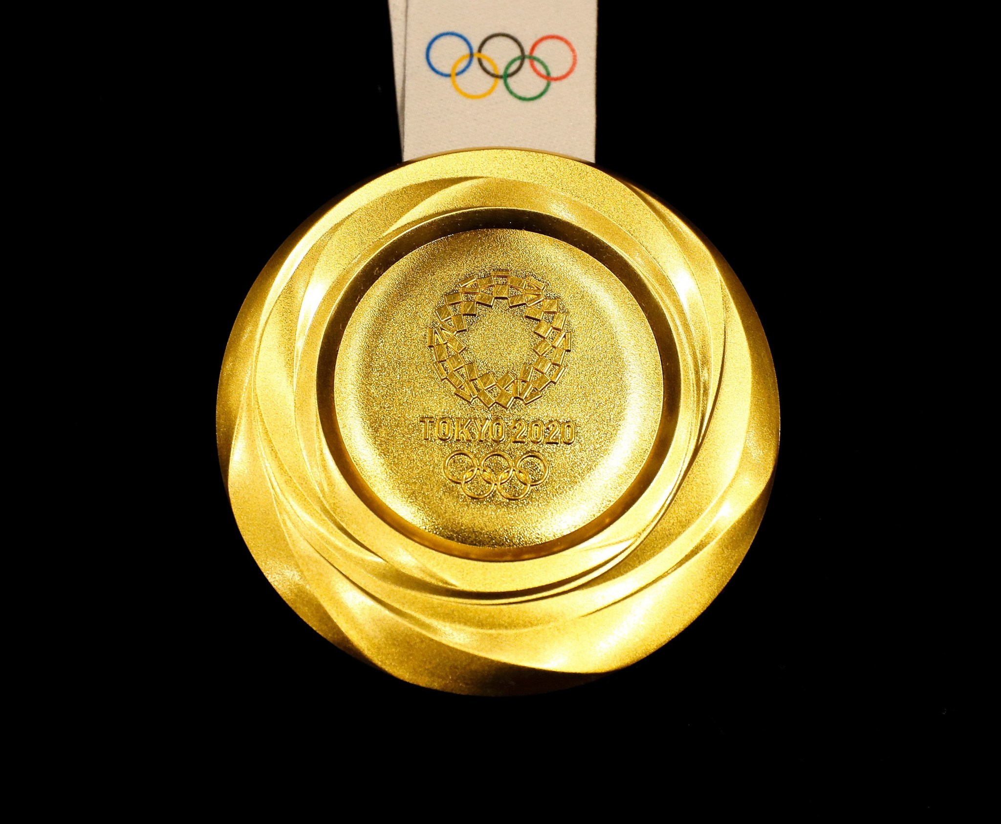 Tokyo Olympics Gold medal