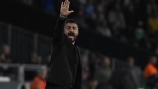 Gattuso Entrenador Fiorentina Fichajes Serie A