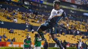 Club America Roger Martinez Nicolas Benedetti Richard Sanchez Leonardo...