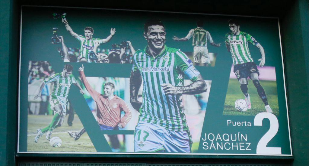 La puerta Joaquín Sánchez del Benito Villamarín