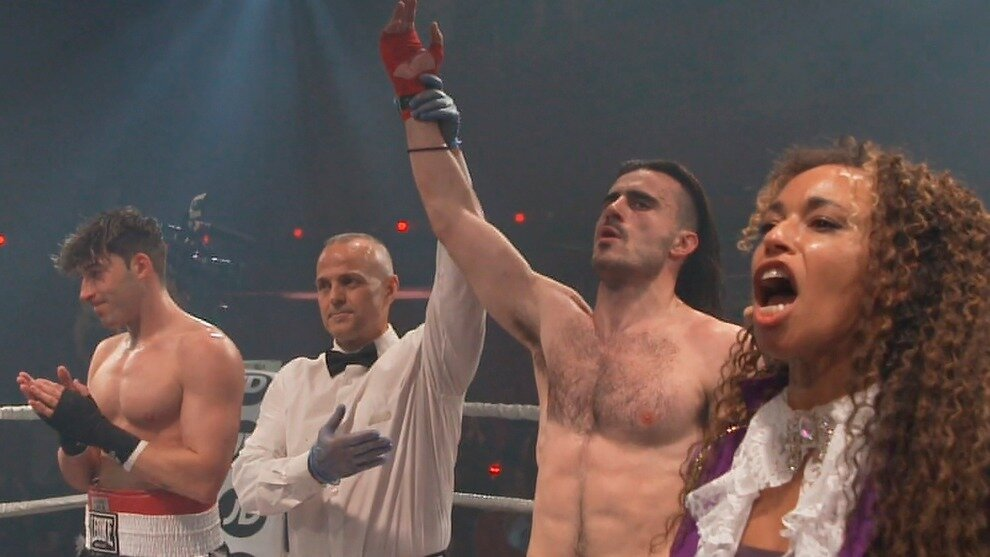 queen mary velada boxeo