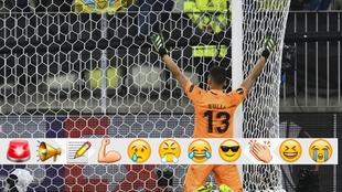 Rulli Villarreal Europa League
