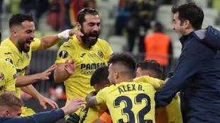 Villarreal Campeon Europa League